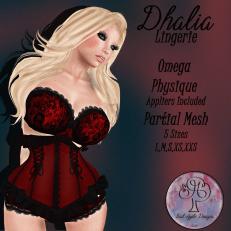 Dhalia Ad-Bad Apple