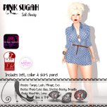 .__Pink Sugah__. Sail Away - UPdated for Going Bust