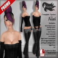 Tameless Avatar Foxi Package