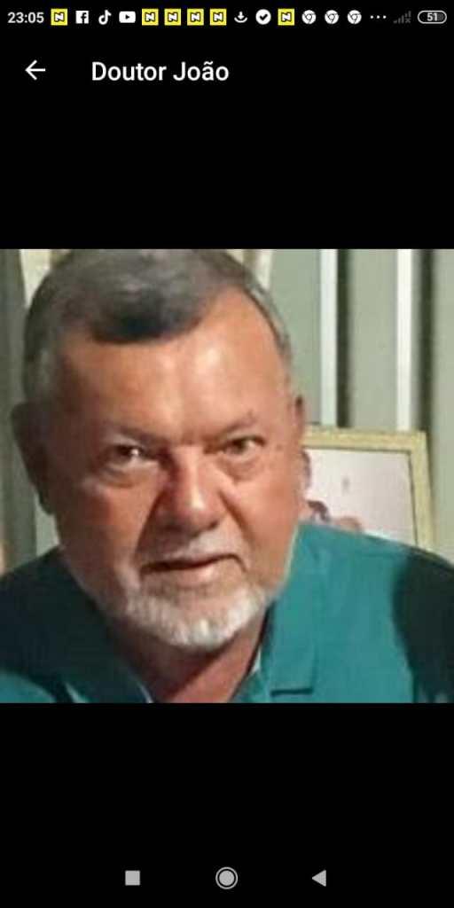 EX-SECRETÁRIO DE OBRAS DE CAMPO FORMOSO MORRE EM ACIDENTE