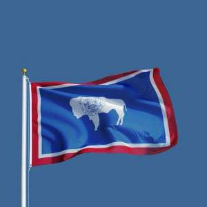 Wyoming CLE Flag