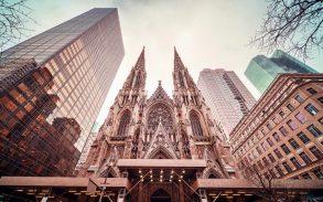 st patrick cathdral new york city