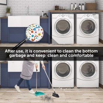 Melua vaimentavat pesukoneen lisäjalat