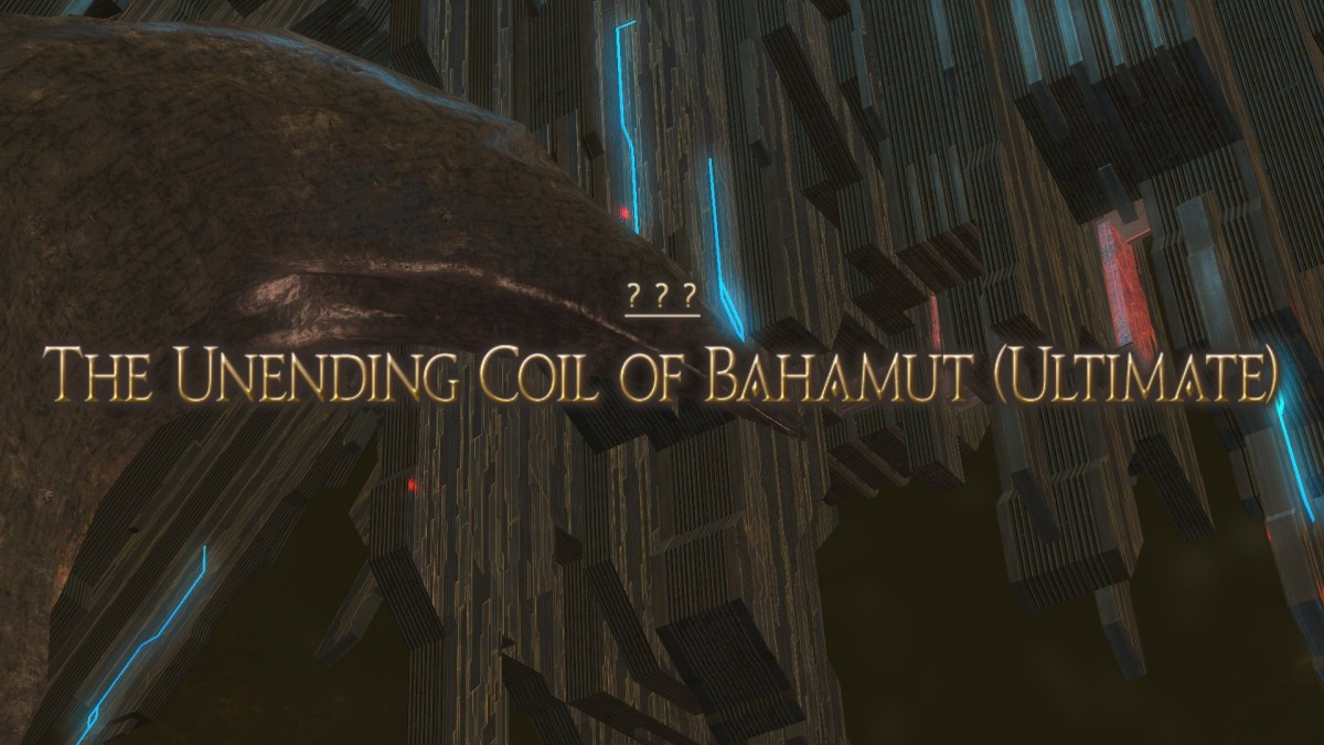 The Unending Coil of Bahamut (Ultimate) – clees me