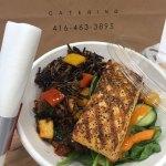 Salmon Bio Bowl
