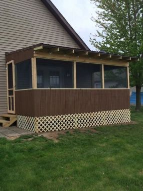 Deck Builder Springfield IL 2 | Cleeton Construction Inc