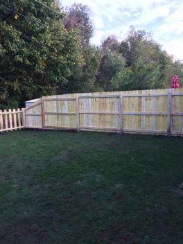 Fencing Company Springfield IL 1 | Cleeton Construction Inc