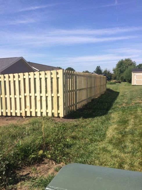 Fencing Company Springfield IL 2 | Cleeton Construction Inc