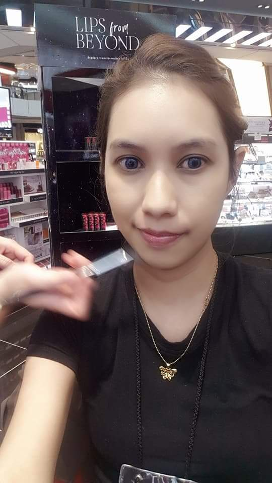 Getting Makeup Done At Sephora Natural