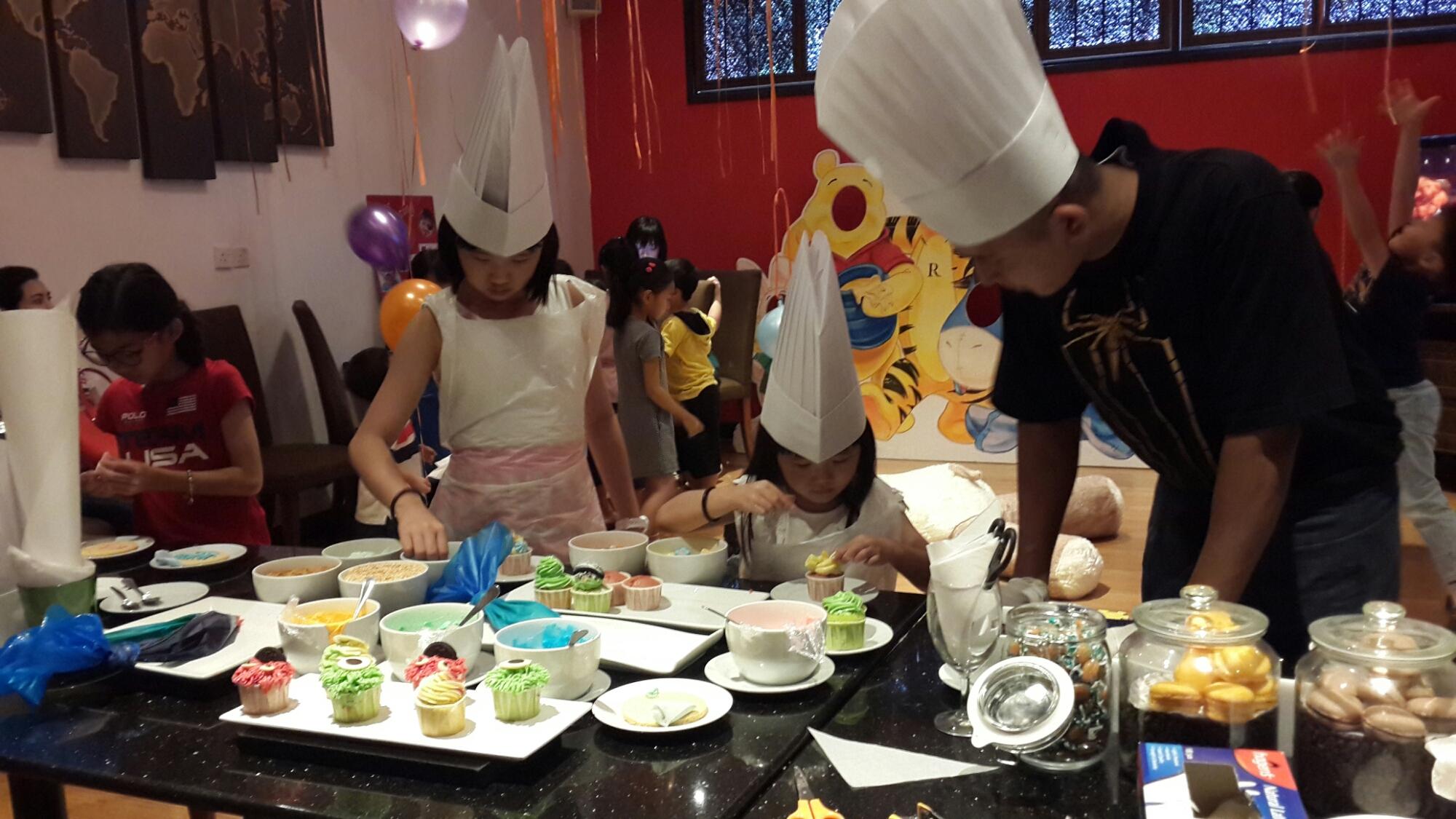 Cupcake Decoration Competition Australias Biggest Morning Tea