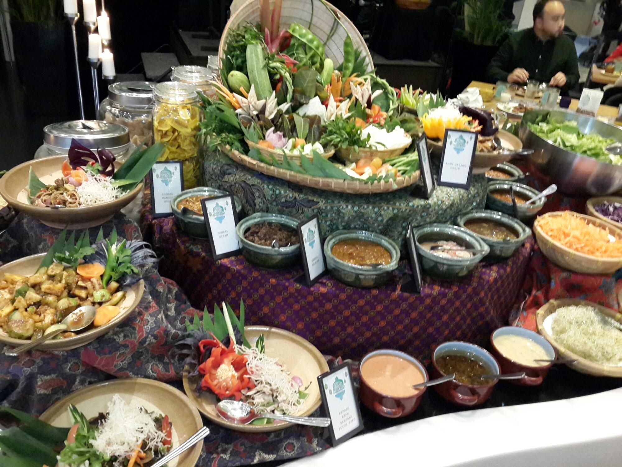 Ramadan Buffet Theme ~ Ramadhan Indah