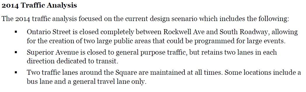 Public Square – Clevelanders for Public Transit