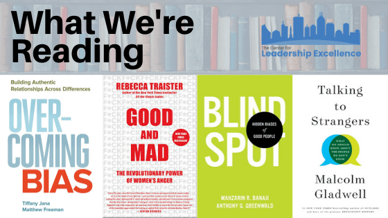 What We're Reading: February Edition