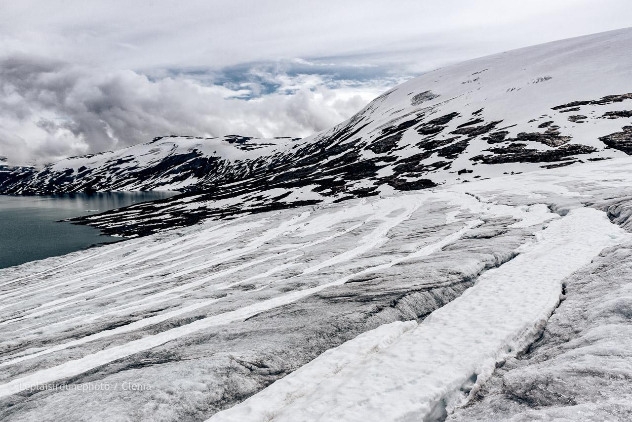 Austdalsbreen Norvège VAN glacier Icetroll
