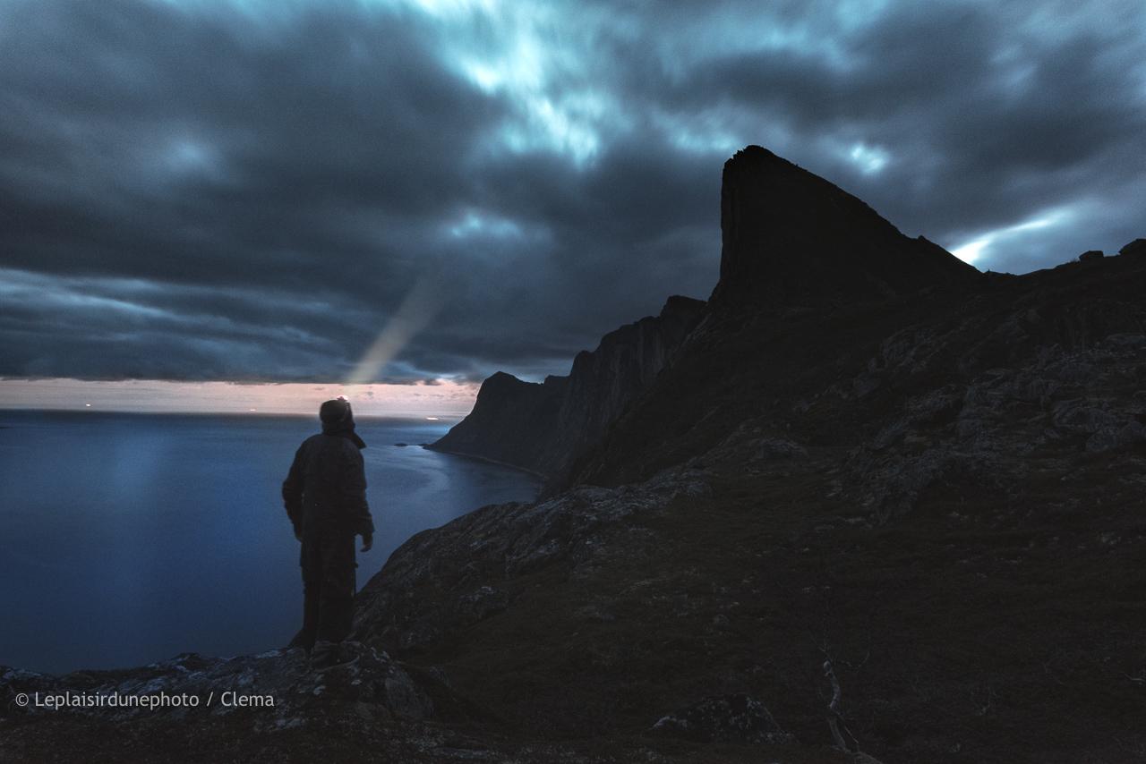 Senja Segla Norvège randonnée