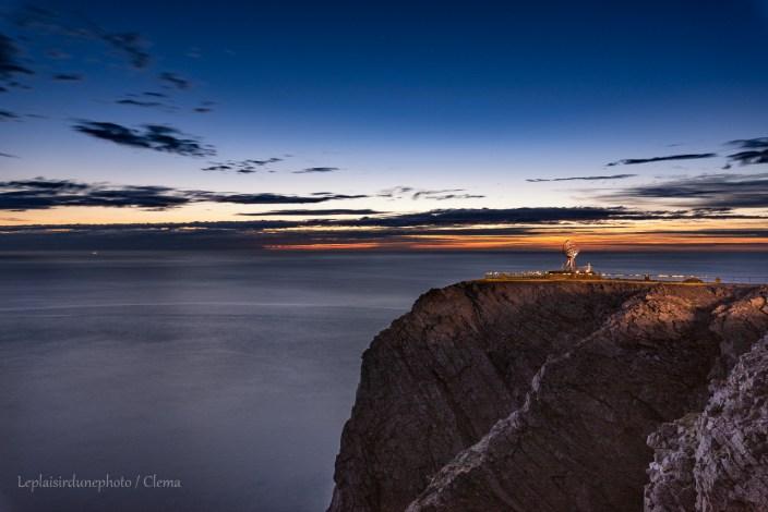 Cap Nord Van Norvège