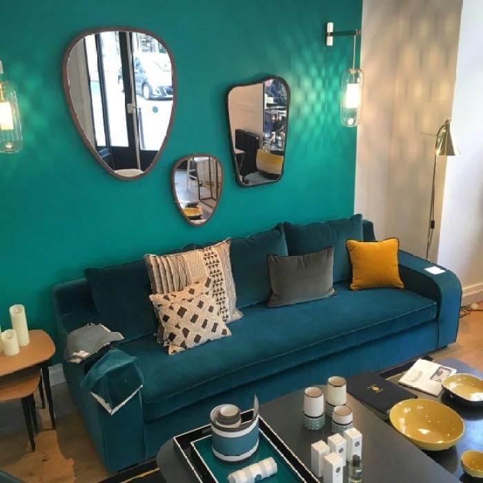 Déco bleu canard : idées et inspiration - Clem Around The Corner