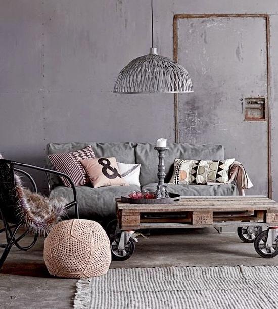 idee deco palette 20 inspi pour r inventer son int rieur. Black Bedroom Furniture Sets. Home Design Ideas