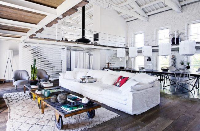 Ancienne Usine Transformee En Maison Loft
