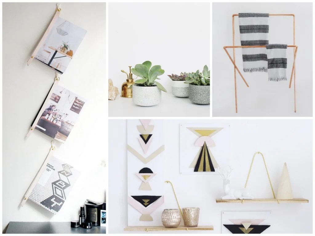 10 DIY Deco Maison Faciles Blog Deco Clem Around The