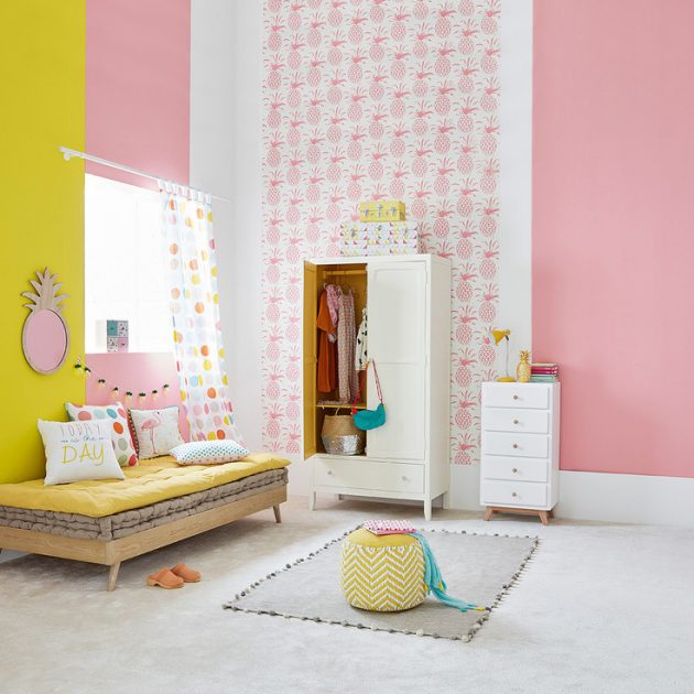 Idee Deco Chambre Fille Blog Deco Clem Around The Corner