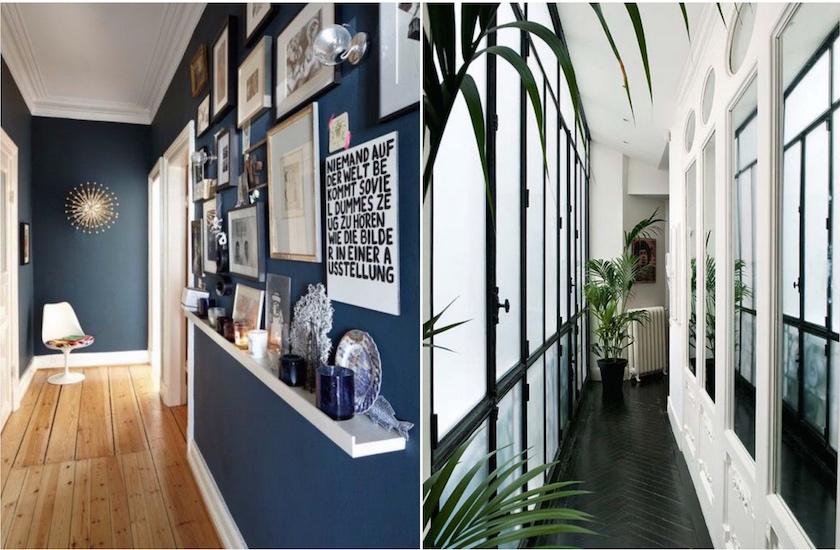 10 idées pour aménager un couloir étroit - Blog Deco ...
