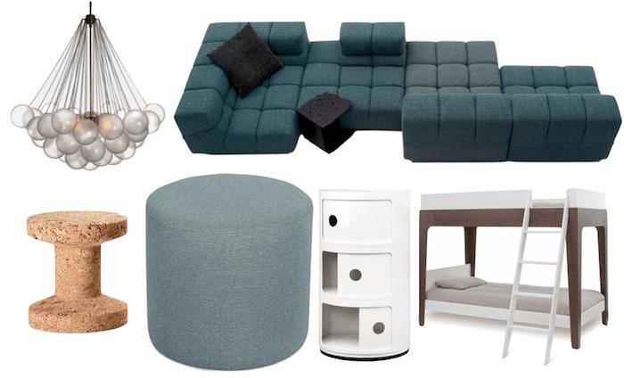 shopping liste deco pour un appartement confortable