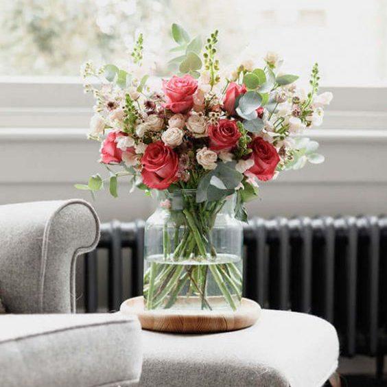 bloom and wild bouquet bonne qualité livraison chez moi blog déco clemaroundthecorner