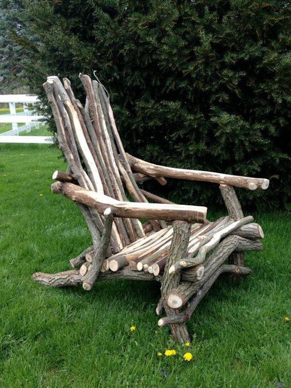 Que faire avec un morceau de tronc d\'arbre ? - Clem Around the Corner