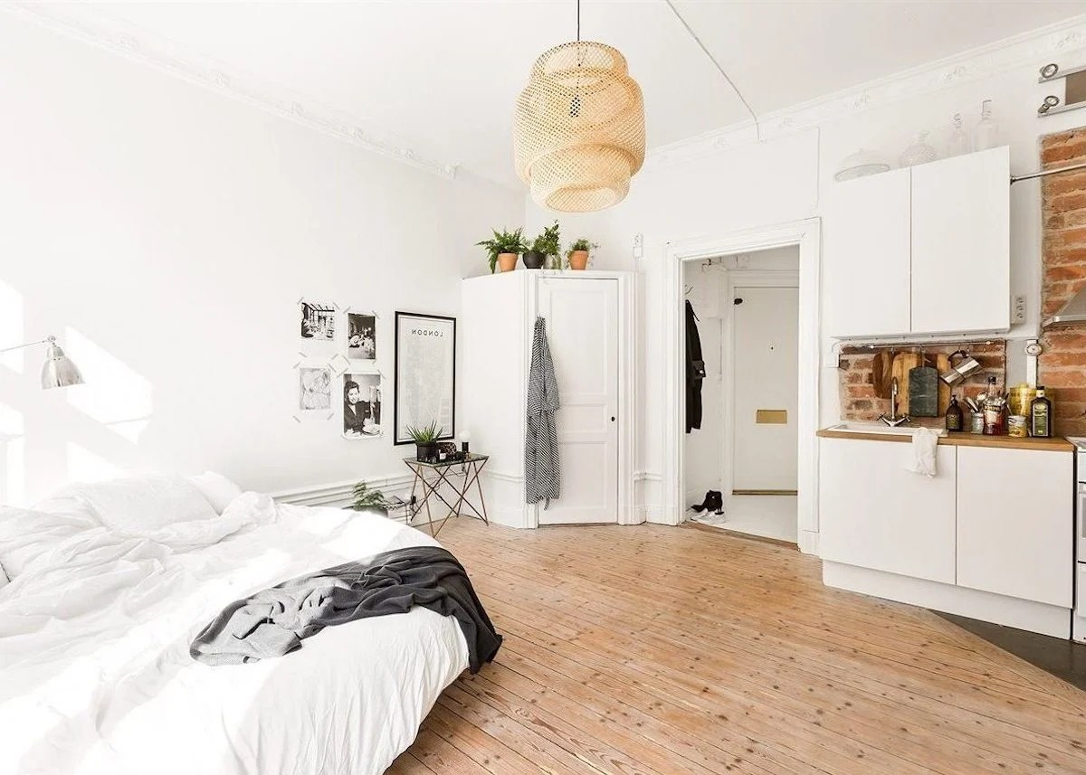 Chambre dans salon : 5 astuces - Blog Déco - Clem Around The Corner