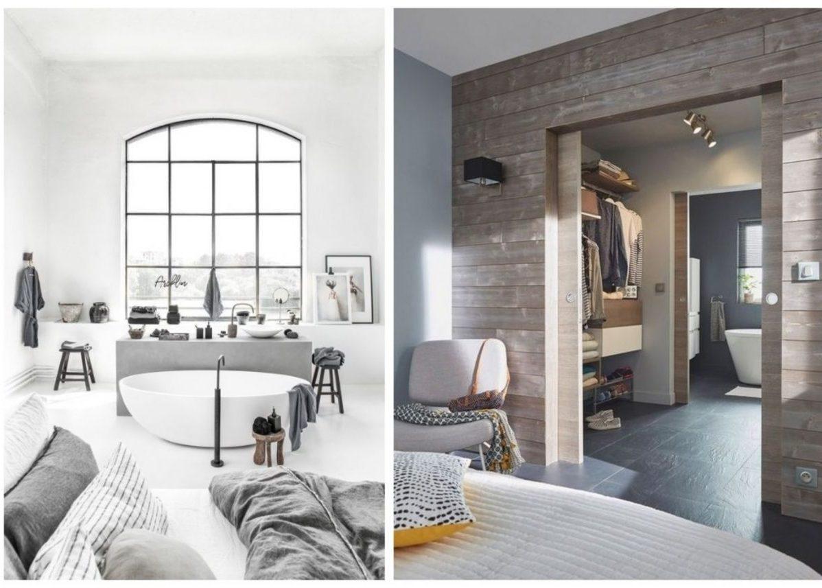 plan idee suite parentale salle de bain dressing 20m2 blog decoration interieur clemaroundthecorner