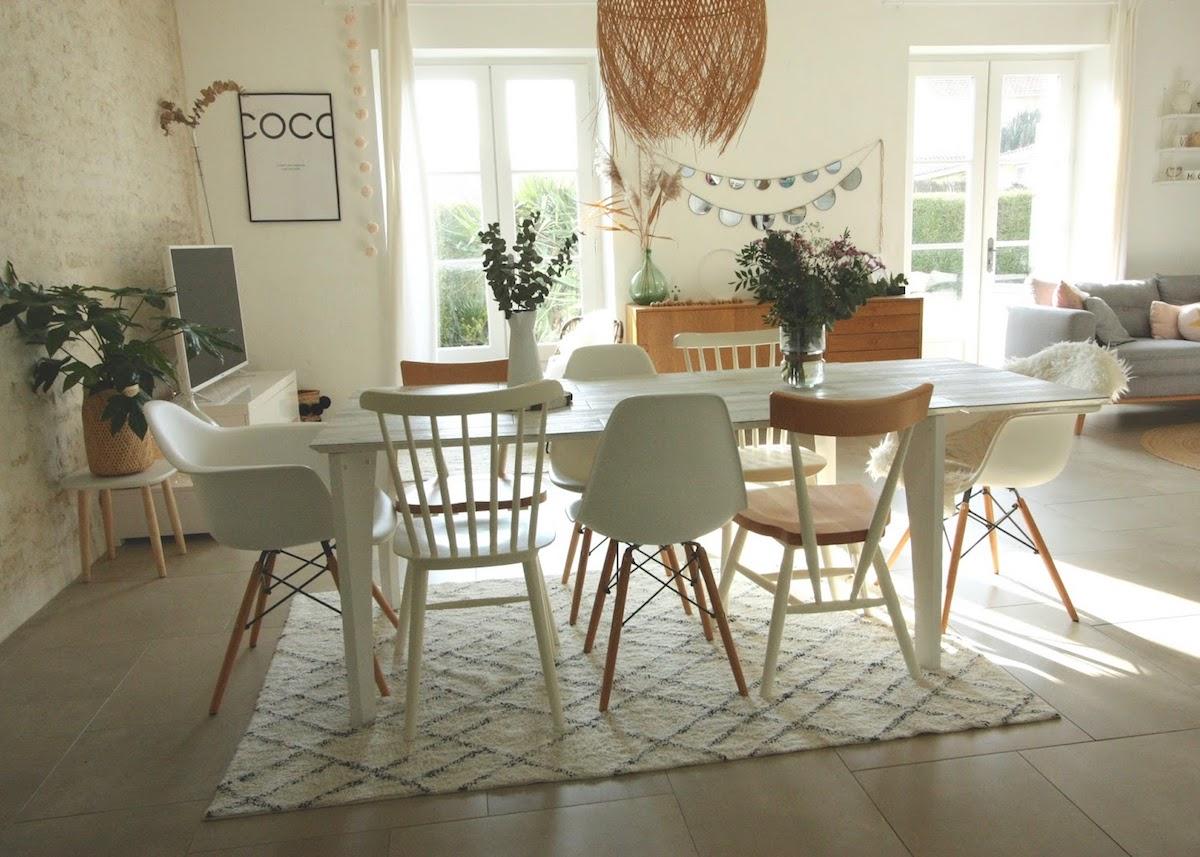 assortir des chaises d�pareill�es : 9 conseils