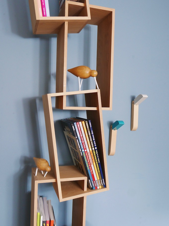 drugeot manufacture patère toucan oiseau made in france - blog déco - Clem around the corner
