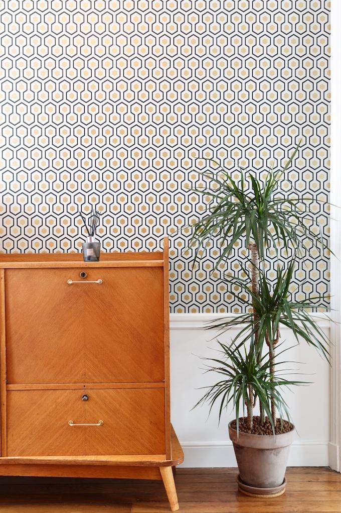 appartement chic parisien visite blog d co. Black Bedroom Furniture Sets. Home Design Ideas