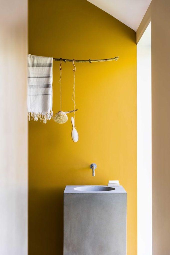Déco couleur jaune moutarde - Blog Déco - Clem Around The Corner