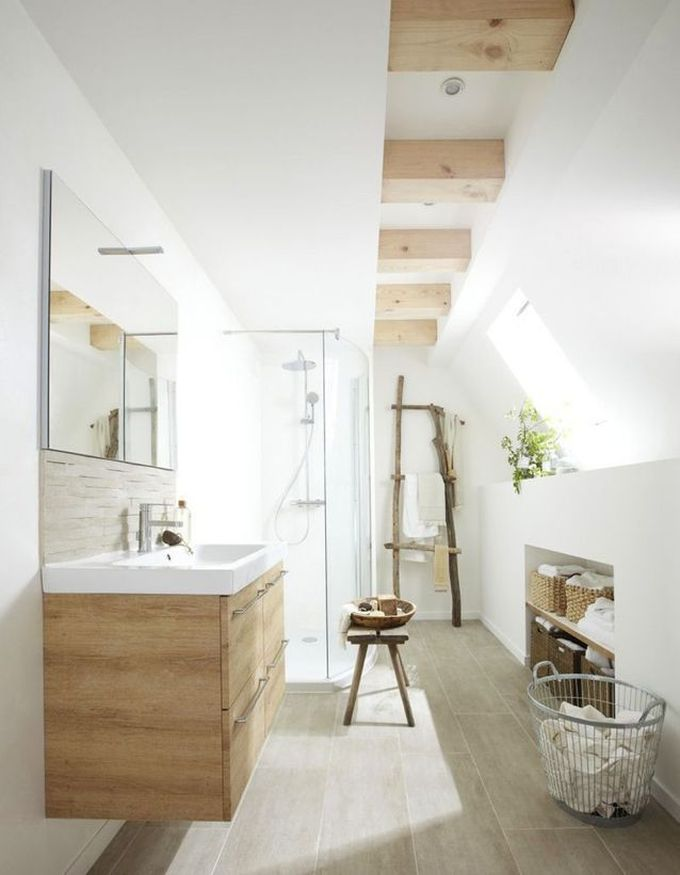 Salle de bain ambiance zen : 5 indispensables - Clem Around The Corner
