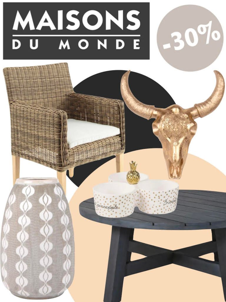 Maison Du Monde Solde. Latest Maisons Du Monde With Maison ...