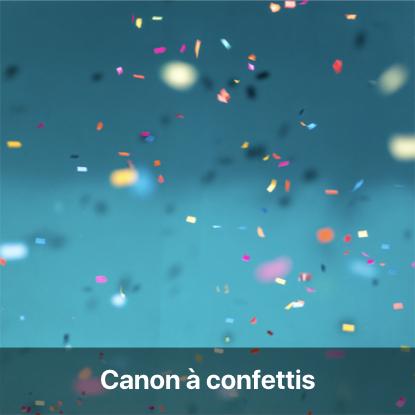 canon à confettis tutoriel - blog diy création déco - clem around the corner