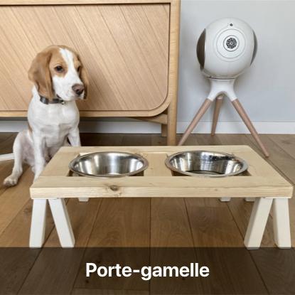 porte gamelle chien tutoriel - blog diy création déco - clem around the corner