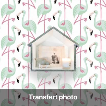 transfert photo sur bois tutoriel - blog diy création déco - clem around the corner