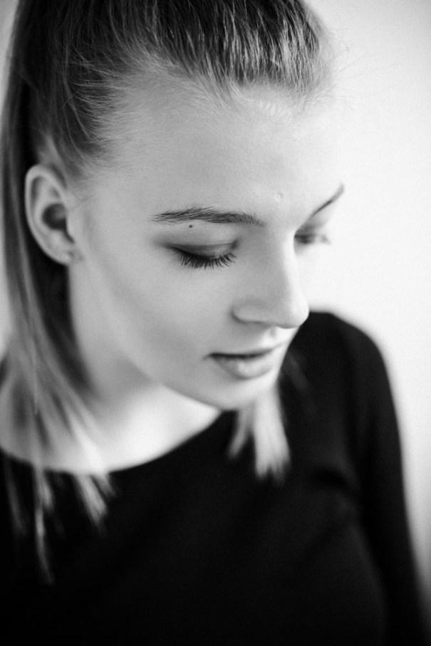 Portræt af Anna