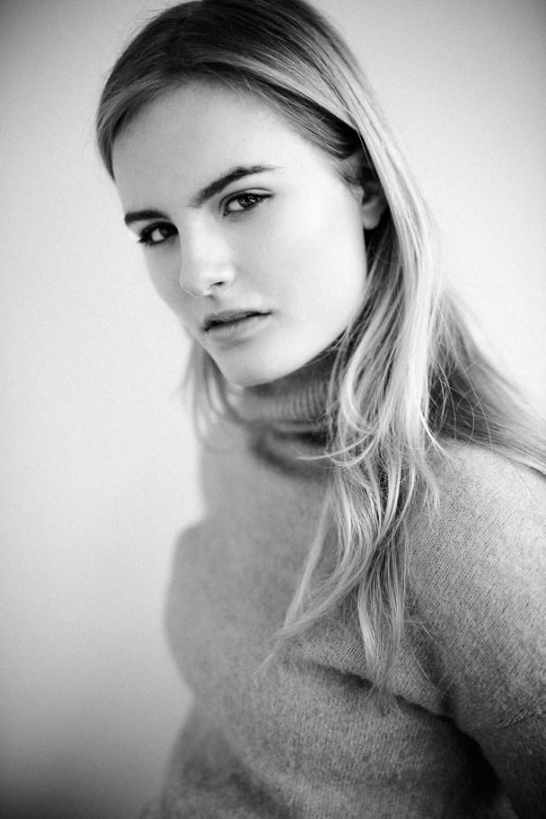Portræt af Camille