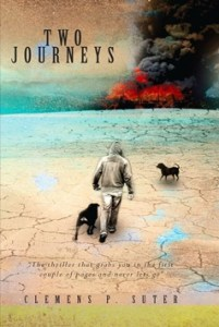The Two Journeys novel - vailable in all internet stores (as paperback and eBook)