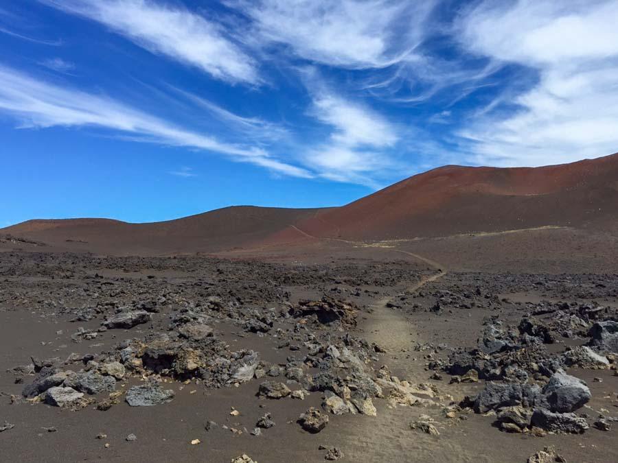 Le Volcan Haleakala Vacances Hawaii