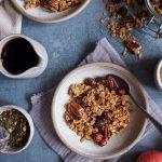 granola croustillant épicé