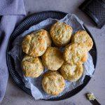 des petits pains américains, les biscuits