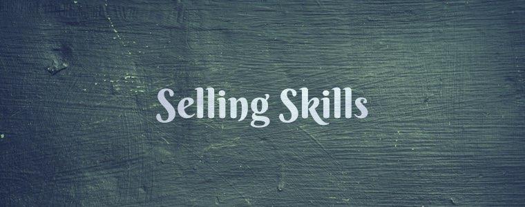 Selling Skills by Clemorton
