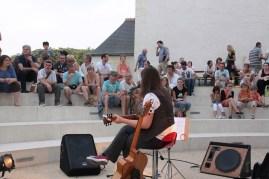 Clem en concert à Ballan-Miré