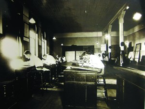 1920's Drafting Class