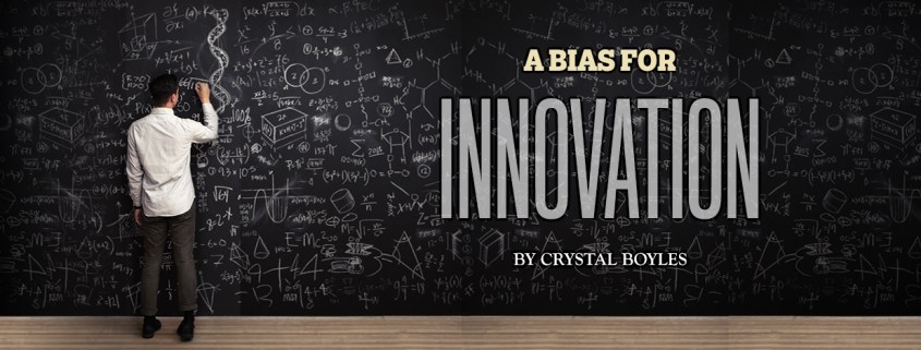 A Bias for Innovation